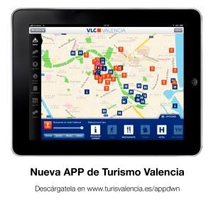 Cartel Nueva App