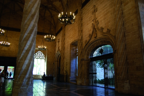 Interior Lonja de Valencia_G